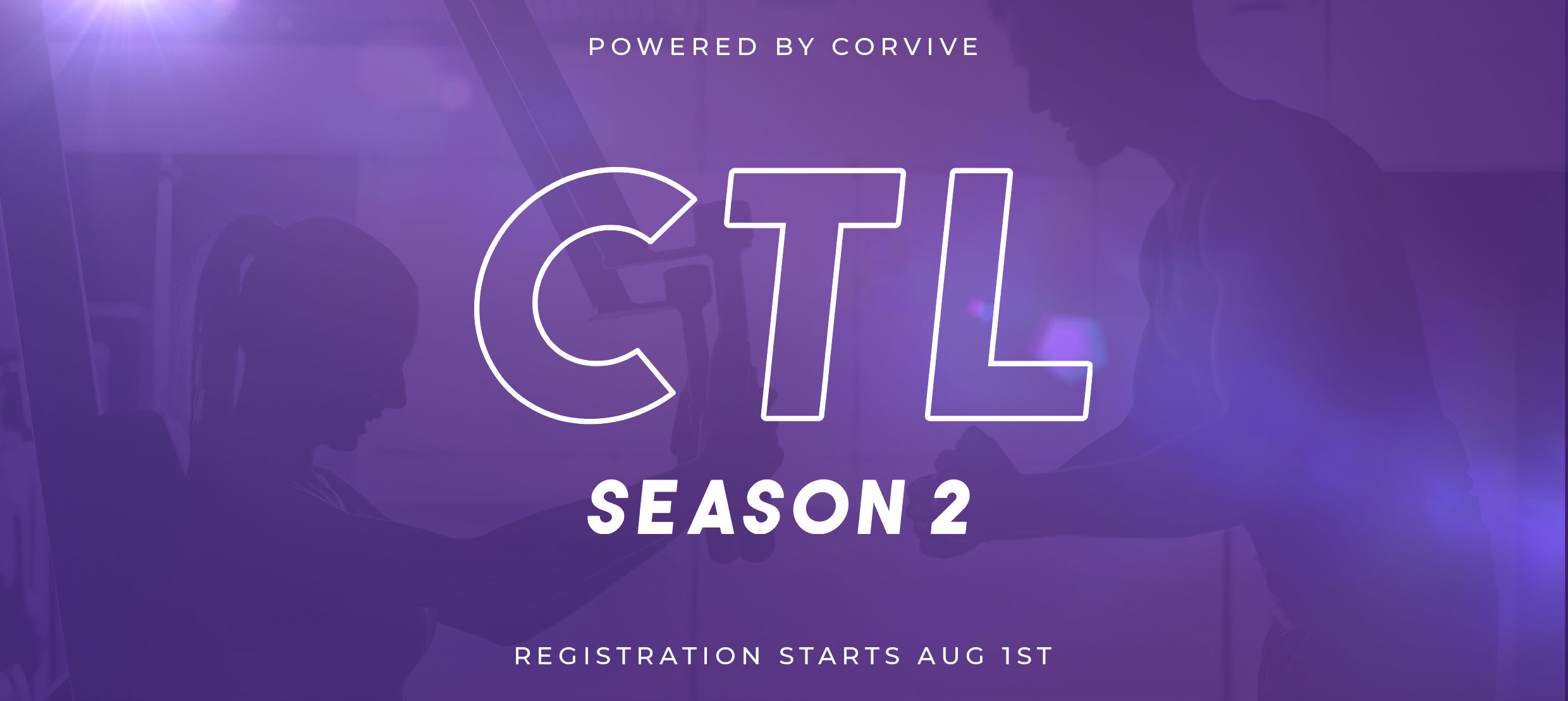 Corvive Transformation League CTL Season 2